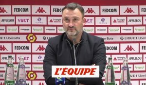 Haise : «Une prestation intelligente» - Foot - L1 - Lens