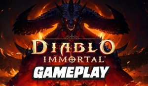First 25 Minutes Of Diablo Immortal Alpha Gameplay On Android