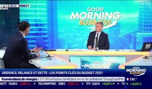Laurent Saint-Martin (Commisson des Finances) : Les points cléss du budget 2021 - 18/12