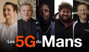 Les 5G du Mans - Episode #4 - Carole Marbach - Orange