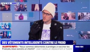 Des vêtements intelligents contre le froid - 05/01