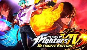 KOF XIV ULTIMATE EDITION : Bande Annonce Officielle