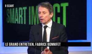 SMART IMPACT - L'invité de SMART IMPACT : Fabrice Bonnifet (Groupe Bouygues)