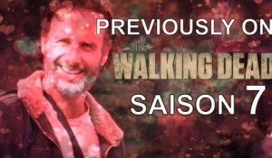 PREVIOUSLY ON... The Walking Dead - Saison 7