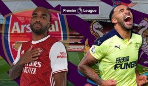 Arsenal-Newcastle : les compositions probables