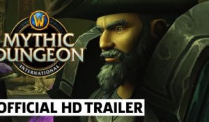 Mythic Dungeon International | Shadowlands 2021 Trailer