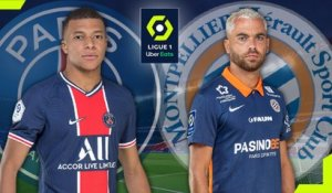 Paris SG-Montpellier : les compositions probables