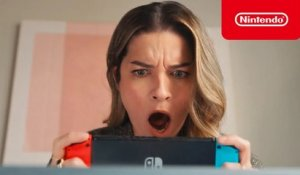 Annie Murphy Enjoys The *Perfect* Rainy Day with Nintendo Switch