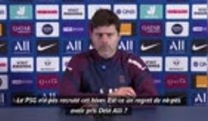 Transferts - Pochettino esquive une question sur Alli