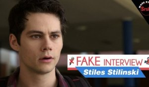 TEEN WOLF : Stiles Stilinski, sa Fake Interview !