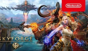Skyforge - Launch Trailer - Nintendo Switch