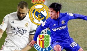 Real Madrid-Getafe : les compositions probables