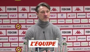 Kovac : «Un point de gagné» - Foot - L1 - Monaco