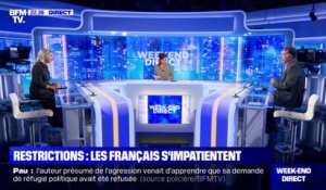 Restrictions: Les Français s'impatientent - 19/02