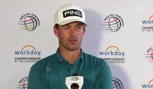 WGC-Workday Championship (T1) : La réaction de Victor Perez