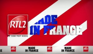 Jérémy Frérot, Jacques Higelin, Hervé dans RTL2 Made in France (14/03/21)