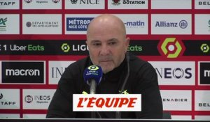 Sampaoli : «On n'a pas su concrétiser les occasions» - Foot - L1 - OM