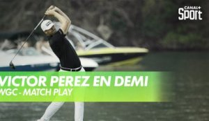 Victor Perez en demi-finales - Golf - WGC Match Play