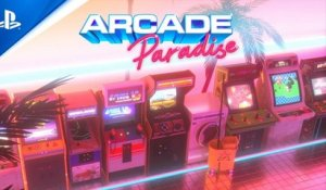 Arcade Paradise - Announcement Trailer | PS5, PS4