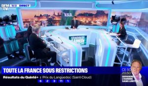 Toute la France sous restrictions - 03/04