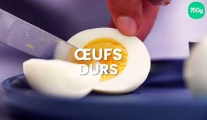 Oeufs durs traditionnels