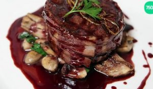 Tournedos à la bordelaise