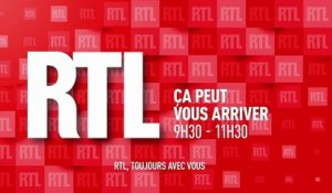Le journal RTL de 11h du 08 avril 2021