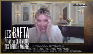 BAFTA 2021 : Promising Young Woman sacré Outstanding British Film