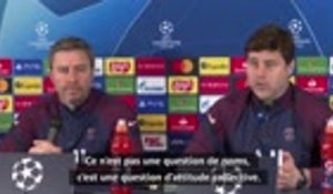 "Quarts - Pochettino : ""Peu de chance que Verratti commence le match"""