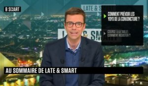 LATE & SMART - Emission du mardi 13 avril