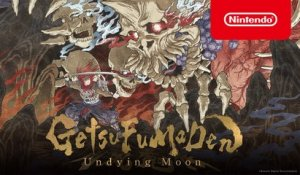 GetsuFumaDen: Undying Moon - Announcement Trailer - Nintendo Switch