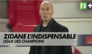 Zidane l'indispensable
