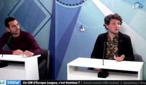 Talk-Show : l'OM un club d'Europa League, c'est grave ?
