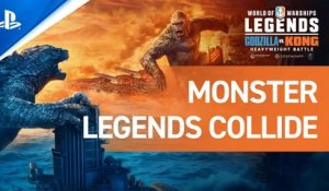 World of Warships: Legends – Monster Legends Collide | PS4