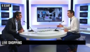 BE SMART - L'interview de Antoine Leclerc (Caast.TV) par Stéphane Soumier