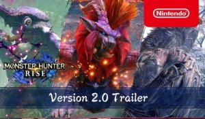 Monster Hunter Rise - 2.0 Launch - Nintendo Switch