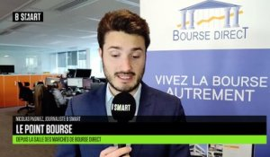 POINT BOURSE - Emission du vendredi 7 mai