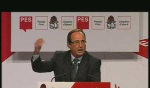 Clermont : Intervention de François Hollande