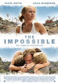 Affiche de The Impossible