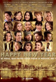 Affiche de Happy New Year