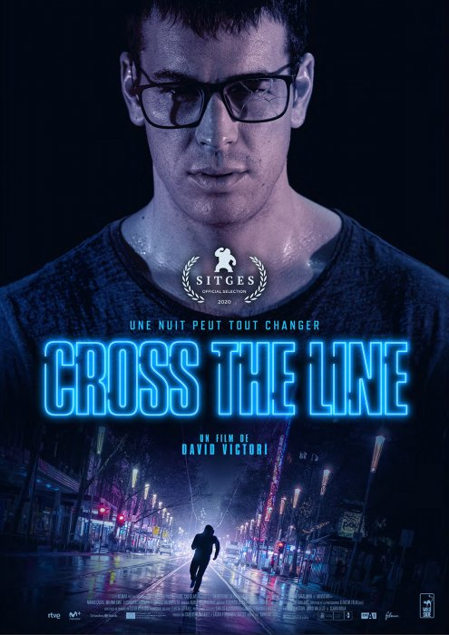 Cross the Line : Affiche