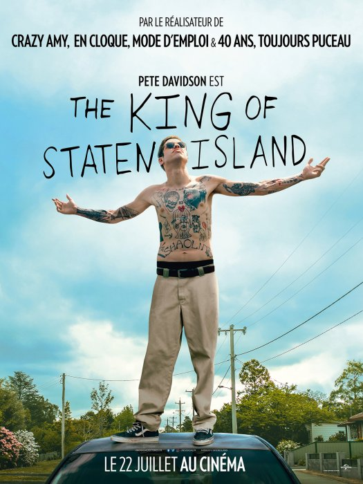 The King Of Staten Island : Affiche