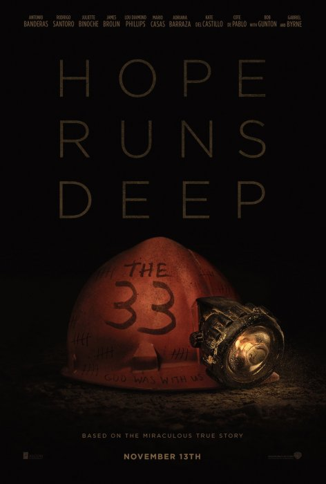 The 33 : Affiche