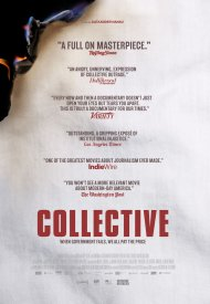 Affiche de L' Affaire Collective