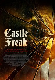 Affiche de Castle Freak