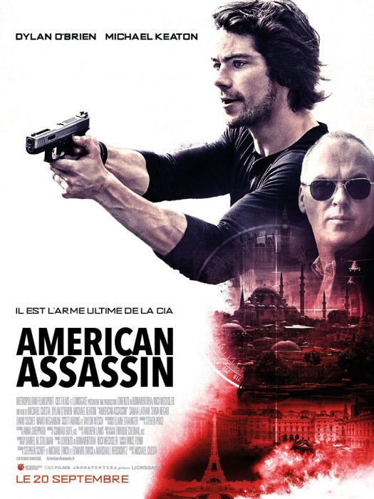 American Assassin : Affiche
