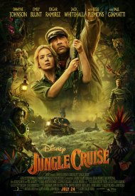 Affiche de Jungle Cruise