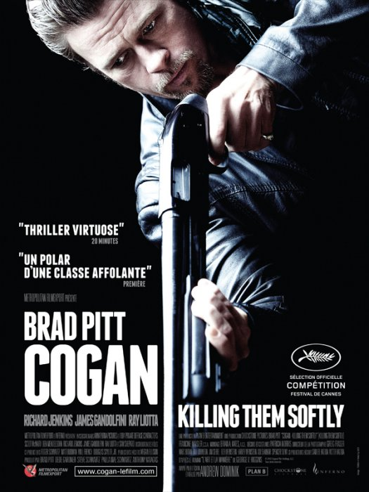 Cogan : Killing Them Softly : Affiche