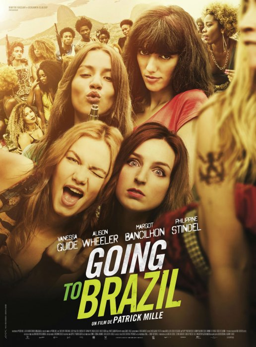Going To Brazil : Affiche