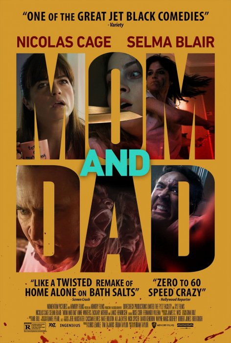 Mom and Dad : Affiche